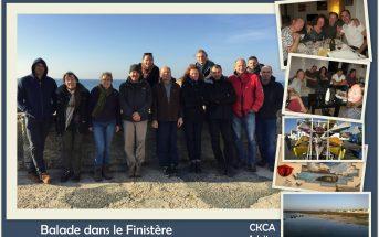 CKCA sortie Finistère