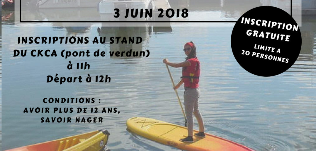 affiche challenge SUP TAB