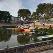Location Cale de la Savatte > Kayak Optimo 3 places