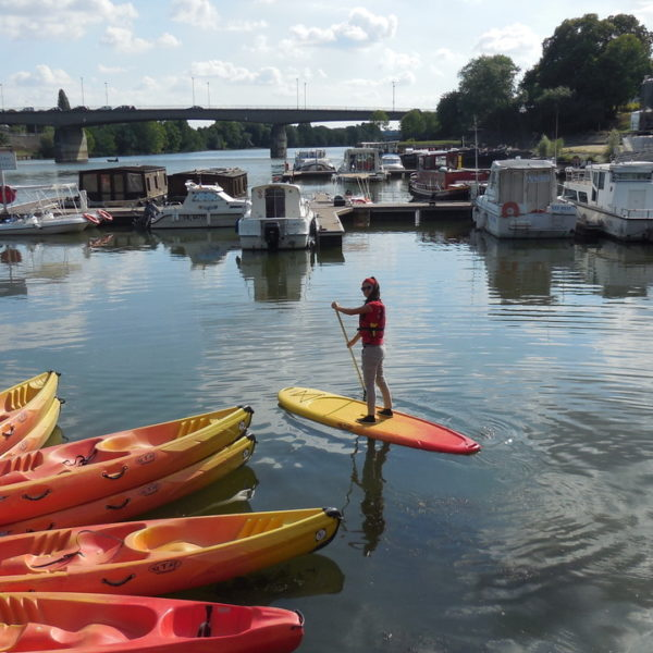 Location Cale de la Savatte > Stand Up Paddle Loisir