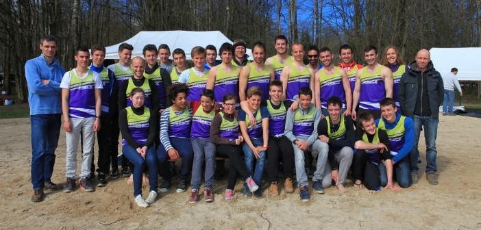 Retour des championnats de France de fond