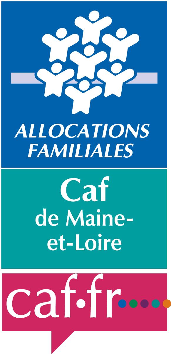 logo CAF Maine et Loire