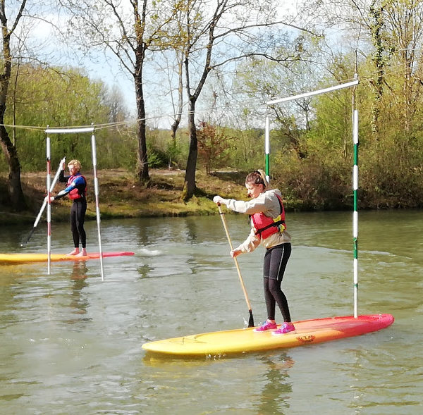 Stage > 12/17 ans – SUP Energie