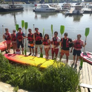 Locations GROUPES > Kayak et Stand Up Paddle