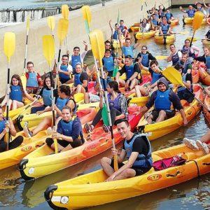 Groupe Kayak Optimo RTM 2 places
